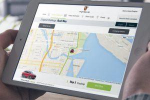 App Porsche Miami Drive