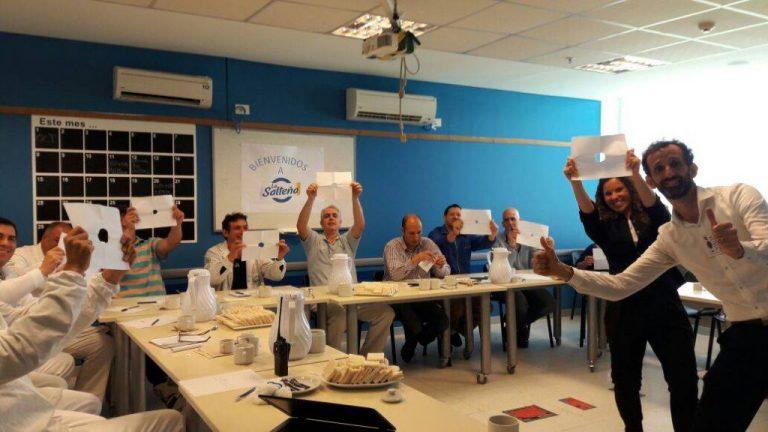 We helped La Salteña reduce absenteeism