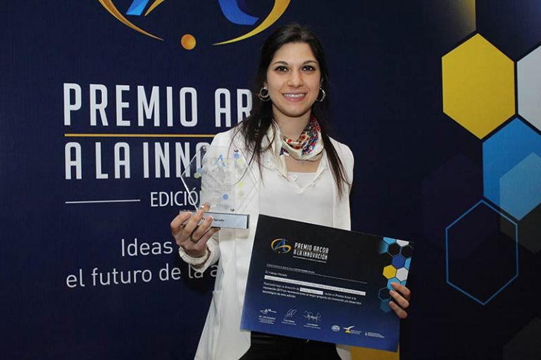 Entrega premio arcor innovacion 768x512 - We were part of the Arcor Award to Innovation