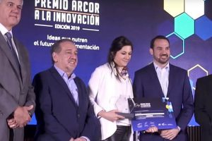 We were part of the Arcor Award to Innovation