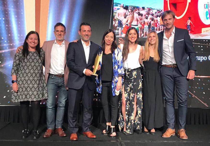 Premios Eikon - Oxean, together with a great team, was awarded two Eikon Awards