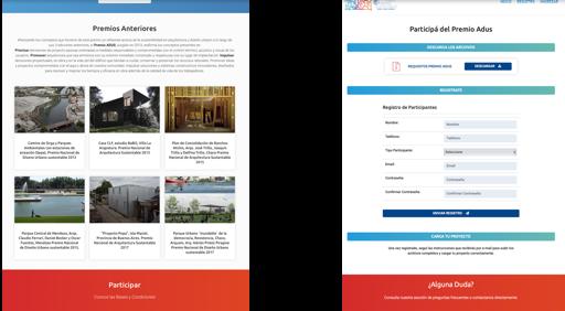 ADUS 2 e1575650751597 - We developed the digital platform for the Adus Award