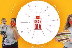 Cómo comunicamos el Gran Día de McDonald's