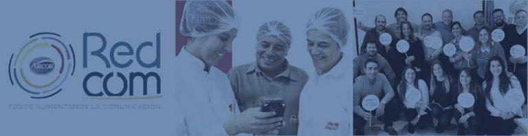 """Redcom: Una app para Arcor, donde """"todos alimentamos la comunicación"""""""