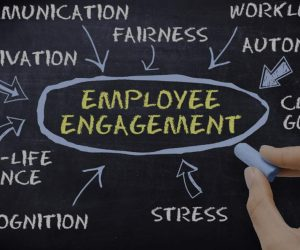 How to achieve and improve engagement within your company?